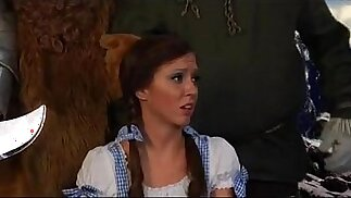 The Wizard of Oz FULL PORN Parody MOVIE Stop Jerking Off! Try It D