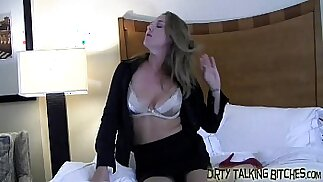 Lets see if I can make you cum two times in a row JOI