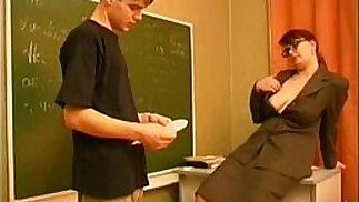 professoras Vídeo sobre sexo