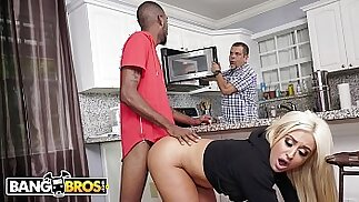 PAWG Brandi Bae Loves Her f.s Friends, Especially The Black Ones