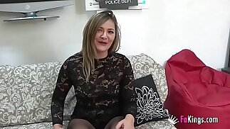 L\'abbiamo presa! Blanca, 35 anni, desiderosa di scopare giovani cazzi