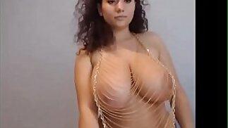 busty Persian