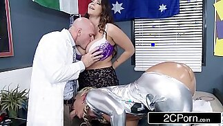 Ski Hill Medical Duo Loves to Fuck Patients Alison Tyler, Phoenix Marie