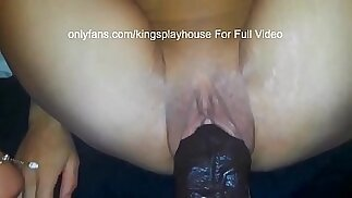 Fat Juicy Pussy Stretched Out By Monster Cock Kingsplayhouse