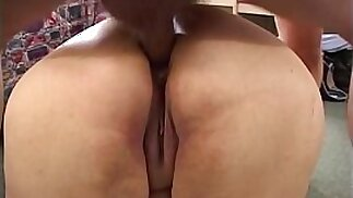 Big Butt Mature Moms Take It In The Ass
