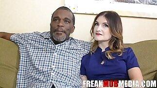 Adreena Winters e Richard Mann Intervista per FreakMob Media