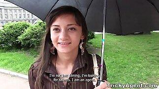 Tricky Agent Tricky casting Shrima Malati teen porn creampie cumshot