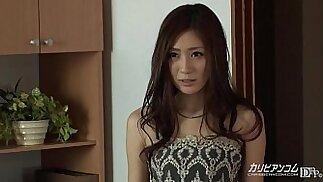 Brides get fucked by exboyfirend Kaori Maeda
