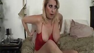 Step mom gets fucked by her step son